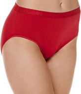 Underscore Cotton Rib Hipster Panties