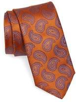 Canali Men's Paisley Silk Tie