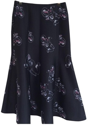 Thebe Magugu Anthracite Skirt for Women