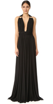 Maria Lucia Hohan Loha Sleeveless Maxi Dress