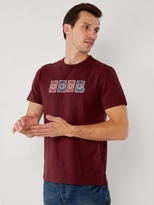 White Stuff Playing cards graphic tee