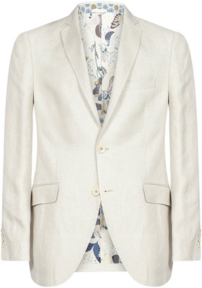 Etro Patterned Tailored Blazer