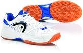 Head Grid 2.0 White/Navy Men's Indoor Court Shoes