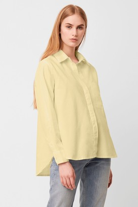 French Connenction Siti Oxofrd Popover Shirt