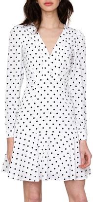 Yumi Kim Spot On Ruffle Hem Dress