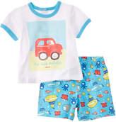 Chicco Boys' T-Shirt & Shorts Set