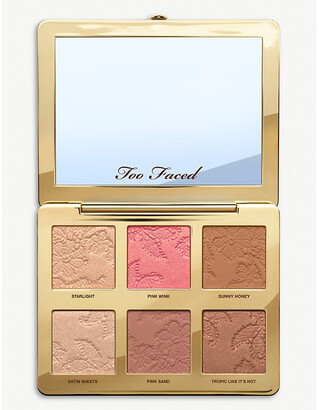 Too Faced Cream, Brown and Pink Natural Face Palette, Size: 23g