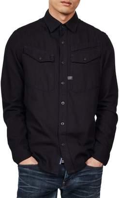 G Star Raw Slim-Fit Lecite Shirt