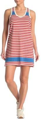 Faherty BRAND Leena Striped Tank Dress