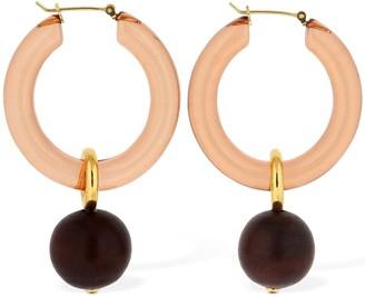 Lizzie Fortunato Spritz Hoop Earrings