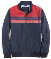 Tommy Hilfiger Nylon Colorblocked Jacket