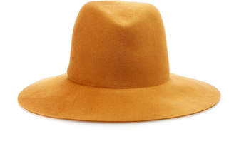 Janessa Leone Dakota Wide-Brim Wool Hat