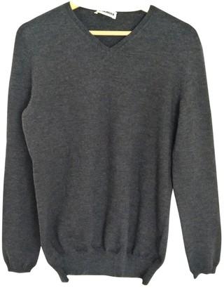 Jil Sander Anthracite Wool Knitwear for Women
