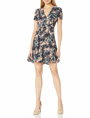 French Connection Women's Delphine Crepe Dress