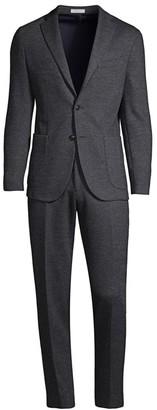 Boglioli 2-Piece Jersey Knit Suit