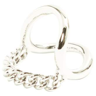 Maison Martin Margiela Silver Steel Rings