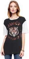Juicy Couture Juicy Wildcat Graphic Tee