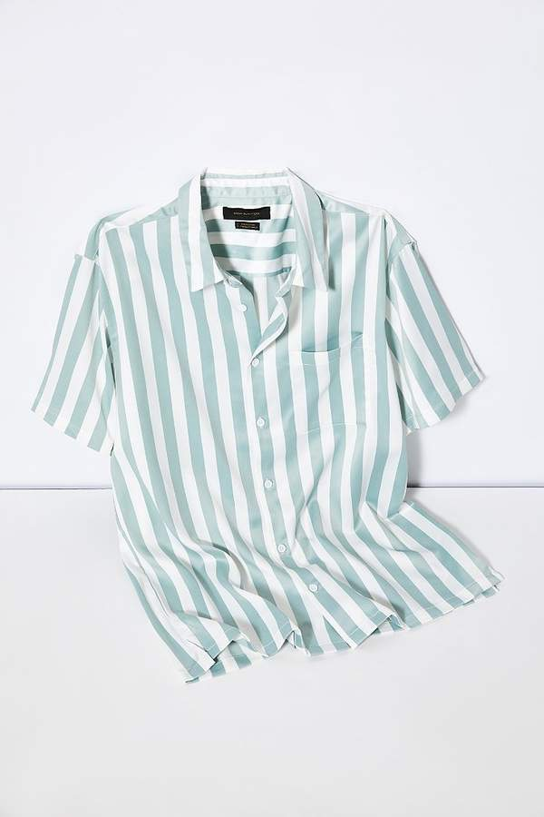 f84b5ef05 Vertical Striped Shirt Men - ShopStyle