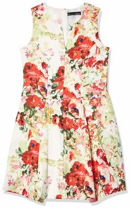Chetta B Women's Garden Floral Dress