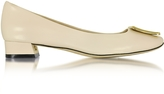 Tory Burch Twiggie Dulce De Leche Leather Pump