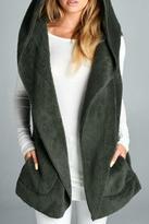 Inance Faux Fur Vest