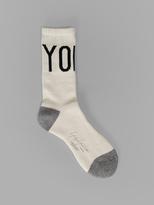 Yohji Yamamoto Socks