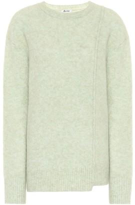 Acne Studios Asymmetric sweater