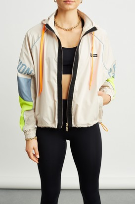 P.E Nation 100% Polyester First Position Jacket