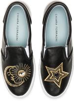 Chiara Ferragni Starry Slip On Sneaker
