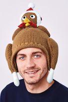 Brown Christmas Turkey Hat