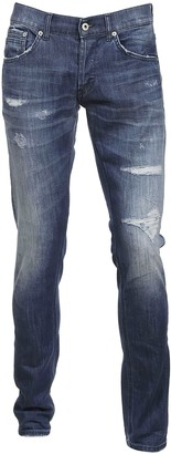 Dondup Low-rise Ripped Jeans