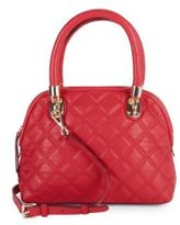 Cole Haan Benson Quilted Leather Shoulder Clutch