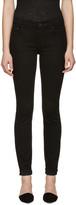 Proenza Schouler Black j5 Ultra Skinny Stretch Jeans