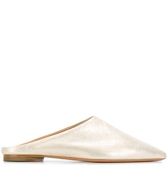 Forte Forte Pointed Slip-On Mules