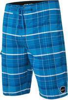 "O'Neill Men's Santa Cruz Plaid 21"" Boardshorts"