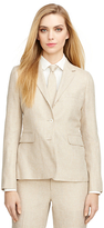 Brooks Brothers Linen and Silk Jacket