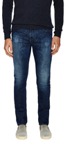 Etro Printed Cotton Jeans