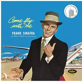 """Crate & Barrel Frank Sinatra """"Come Fly With Me"""""""