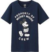 Uniqlo Boys Disney Project T-Shirt