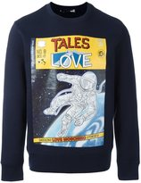 Love Moschino 'Tales of Love' sweatshirt