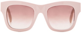 Stella McCartney Square Chain Sunglasses