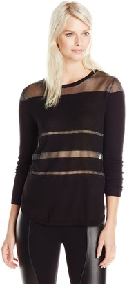 MinkPink Women's Child of The Night Knit Top
