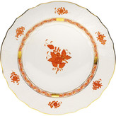 Herend Rust Chinese Bouquet Dinner Plate