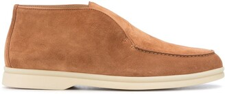 Loro Piana Open Walk desert boots