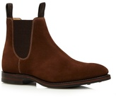 Loake Brown 'chatsworth' Chelsea Boots