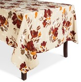 "Threshold Floral Tablecloth Red - (60""x84"