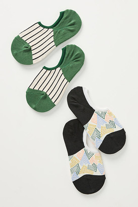 Hansel from Basel Bauhaus No-Show Sock Set By in Assorted Size ALL