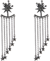 Accessorize Nova Star Earrings