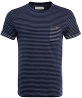 Pier 1 Imports Print Tshirt navy/white
