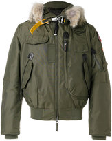 Parajumpers padded bomber jacket - men - Feather Down/Acrylic/Polyester/Wool - S